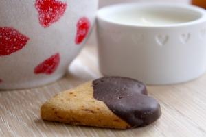 valentines gingers cookies