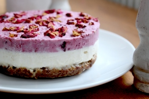 cheesecake berry recipe