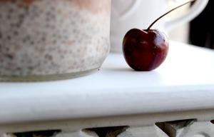 cherry chia cherry