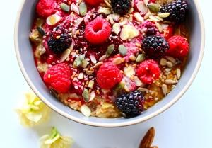 Chia Seeds Porridge