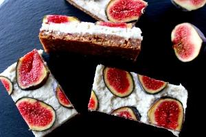 Coco Cashew Fig Cake