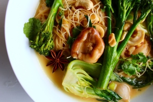 Coco thai soup