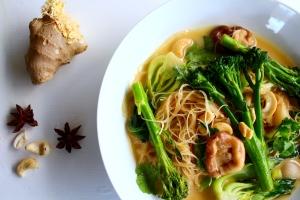 coconut thailand soup