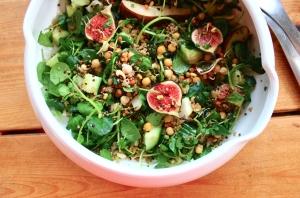 fig salad bowl