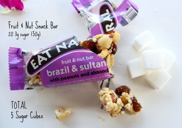 fruit and nut snack bar pic