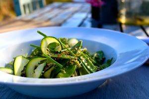 Mangetout Salad 3