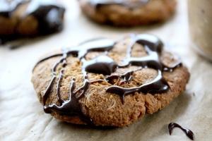dandelion cookie