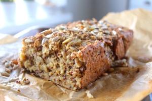 Loaf quinoa